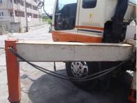 コンクリートポンプ車超音波検査 3